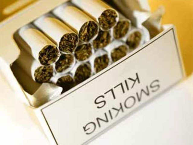 cigarette: ITC increases cigarette prices by 4-8% as a result of higher tax - The Economic Times