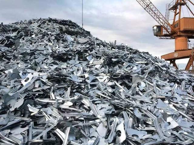 non-ferrous metal scrap recycling