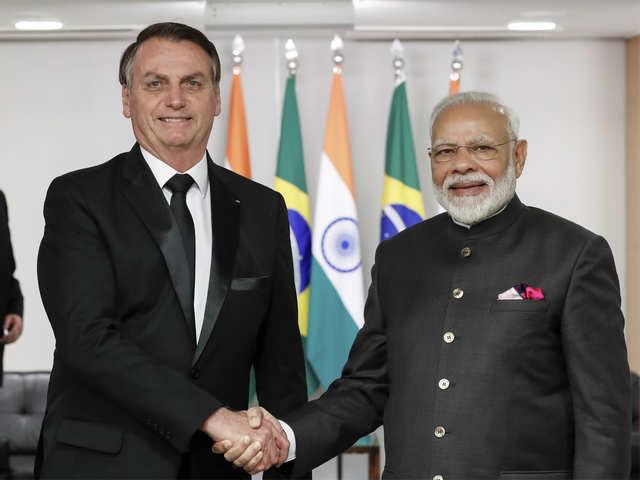 Republic day: Brazilian Prez Bolsonaro to be chief guest at India's Republic  Day celebrations in 2020 - The Economic Times