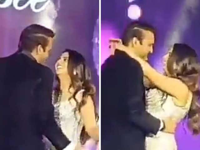 Mukesh, Nita Ambani get emotional at Isha's wedding as Lata