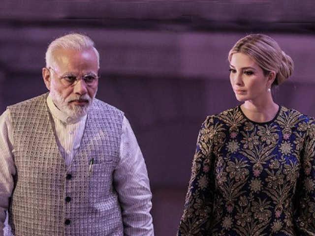 India Us Friendship Ivanka Trump Shares Fond Memories With Pm Modi Says India Us Friendship Important The Economic Times