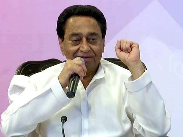 Kamal Nath resigns as chief minister