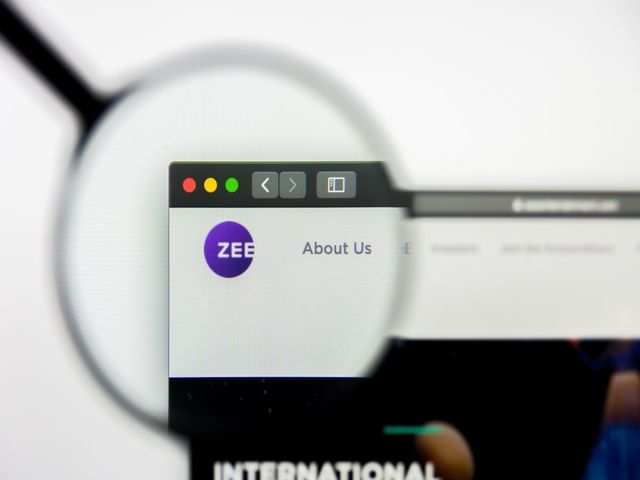 Zeel Share Price Buy Zee Entertainment Target Price Rs 299 Edelweiss The Economic Times