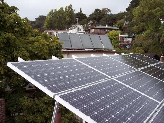 Home solar system: Renewable energy solutions for residential users - The  Economic Times