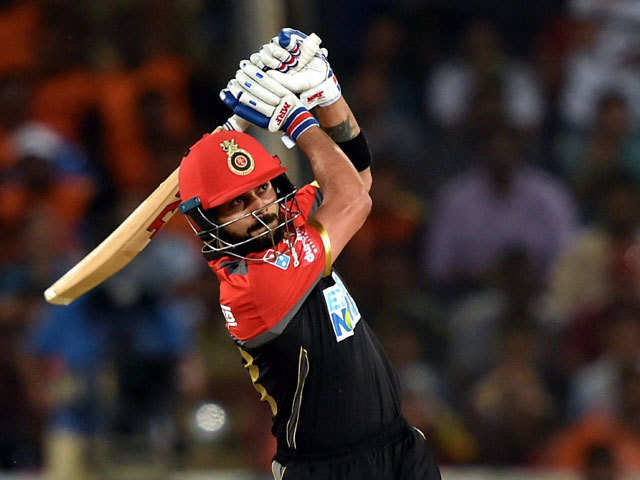 IPL 2018: You will do well if you have strong character: Virat Kohli - The  Economic Times