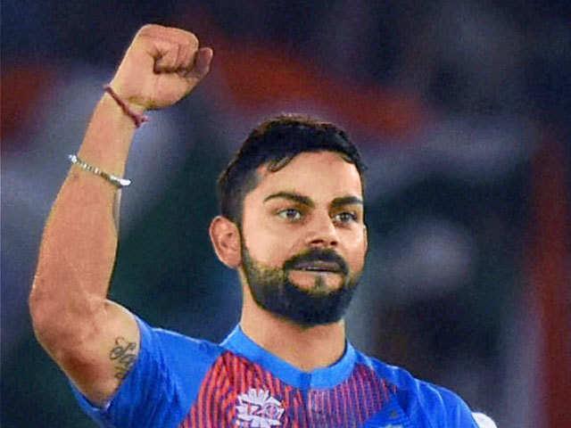 Colgate Signs Up Virat Kohli For New Toothbrush The