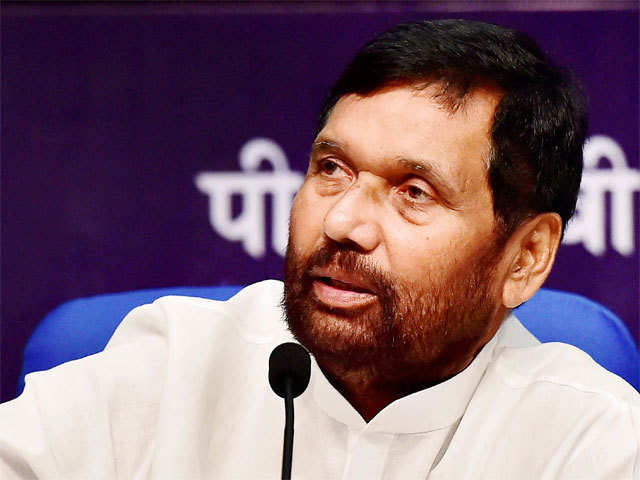 Bihar Polls Are A Matter Of Life And Death Ram Vilas Paswan Union Food Minister And Ljp Chief The Economic Times