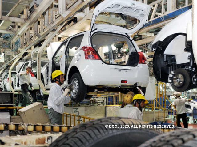 Maruti Suzuki   Gurgaon Site: Maruti Suzuki plans to shift