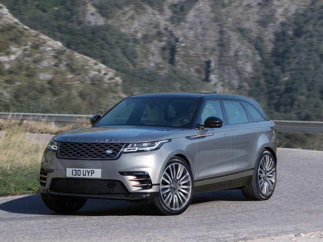 Range Rover Velar >> Jlr Launches Made In India Range Rover Velar In The Country