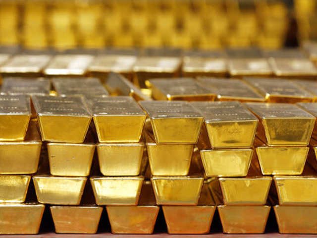 Sale of old Gold up 10-15% YoY - The Economic Times