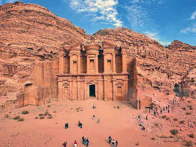 Medalla doble Parte  Petra: Jordan's Petra: A keeper of secrets? - The Economic Times