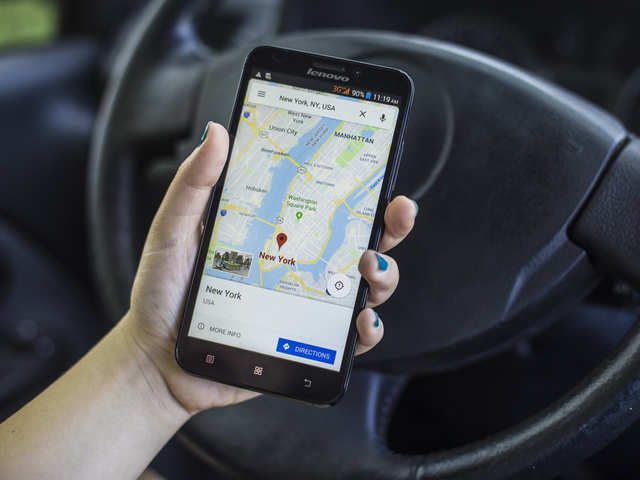 Google Maps To Show Locations Of Covid 19 Food And Night Shelters In India The Economic Times
