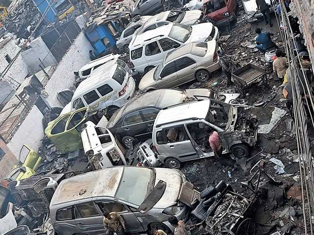 How to make the auto scrappage policy work - The Economic Times