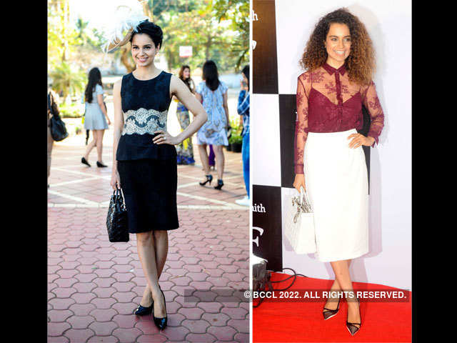 Kangana Ranaut upset with Bollywood's ties of convenience, names