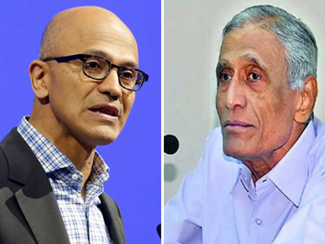 Satya Nadella Father's Advice That He Uses Even Today