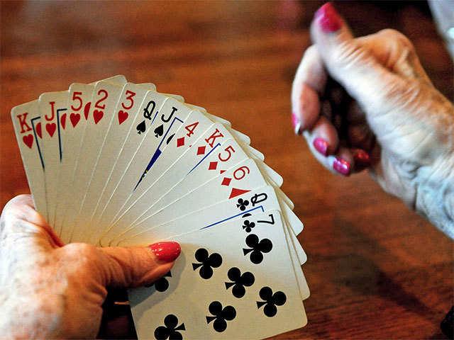 minimum 2017 card games gambling