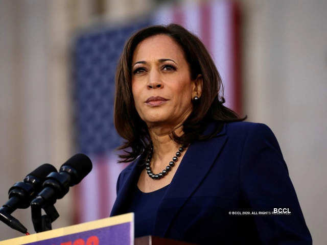 Largely Out Of Sight In Washington Kamala Harris Preps For White House The Economic Times