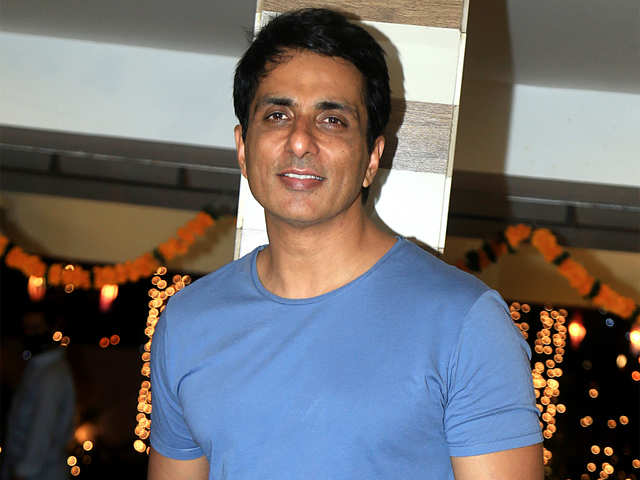 Election Commission makes actor Sonu Sood Punjab icon - The Economic Times