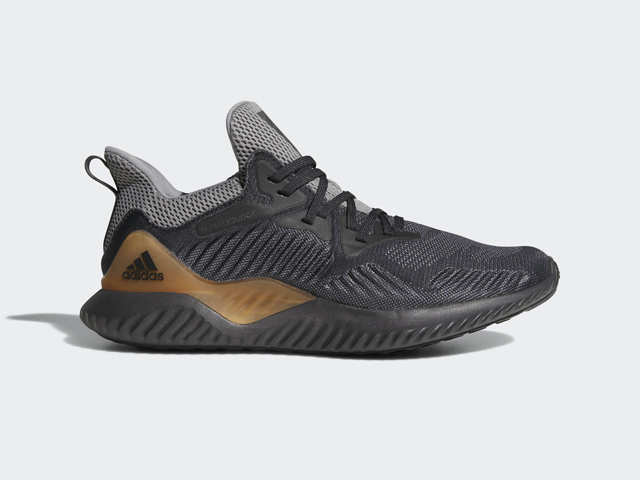 Elevado bolsillo pacífico  Get the Adidas AlphaBounce Beyond for that competitive edge while you run -  The Economic Times