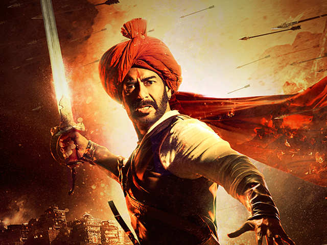 Ajay Devgn's Tanhaji: The Unsung Warrior was the first blockbuster of 2020