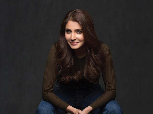 anushka sharma: A true all-rounder: Anushka Sharma is equal parts ...