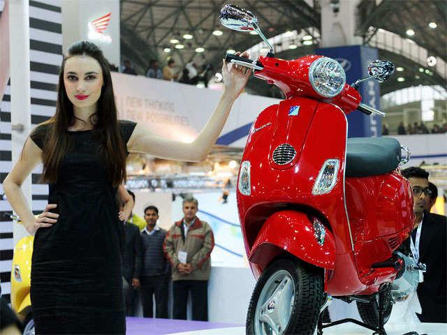 Piaggio India Launches Vespa Scooter In Nepal The Economic