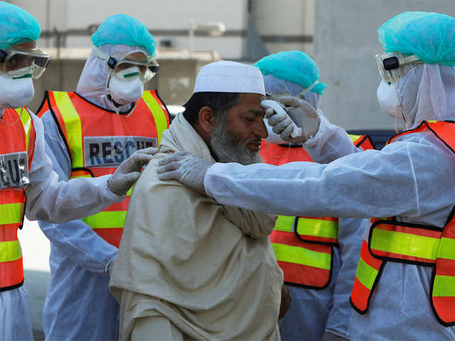 coronavirus in pakistan: Pakistan's coronavirus infections rise to ...