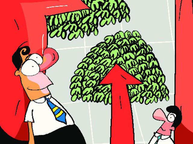 Modi: Up to 12,000% return in Modi raj! 64 crazy stocks that