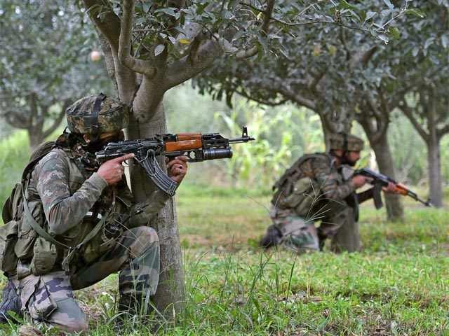 Jammu & Kashmir: Two top Hizbul terrorists killed in North Kashmir