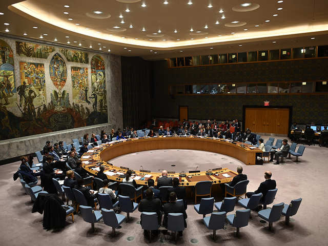 UNSC: In a 1st, UN Security Council adopts 4 resolutions remotely ...
