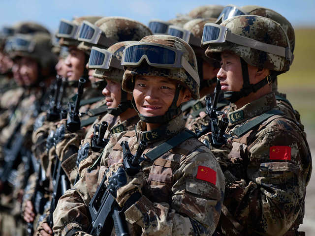 China Army: Chinese military doubles new recruits' training period to improve combat readiness - The Economic Times