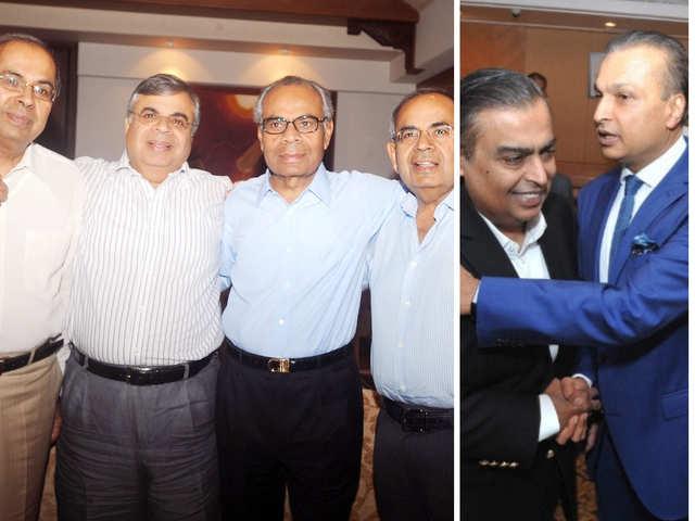 Mukesh Ambani: Asia's richest man keeps his friends close, has a