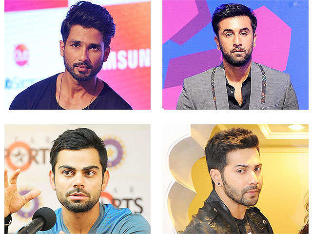 Select The Beard Style Depending On Your Face Type The
