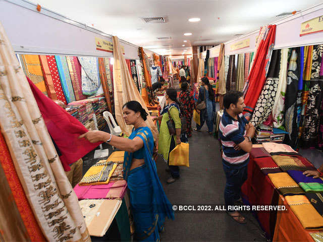 Gst Rates Embroidered And Designer Sarees To Attract 5 Gst Cbec The Economic Times