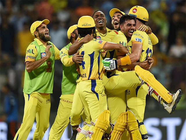 team won the IPL season