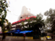 Sensex ignores poll jitters, recovers from 500-pt; Nifty at 10,549