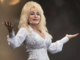 Dolly Parton sings and gets COVID vaccine shot
